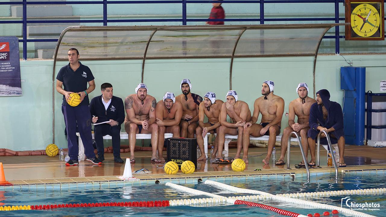 13η αγωνιστική πρωταθλήματος Α1 υδατοσφαίρισης Ανδρών