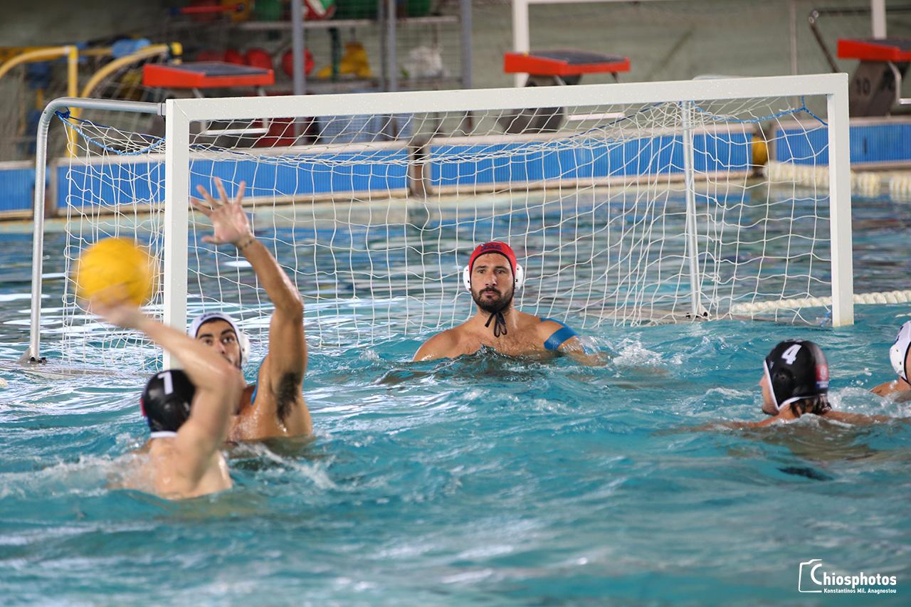15η αγωνιστική πρωταθλήματος Α1 υδατοσφαίρισης Ανδρών