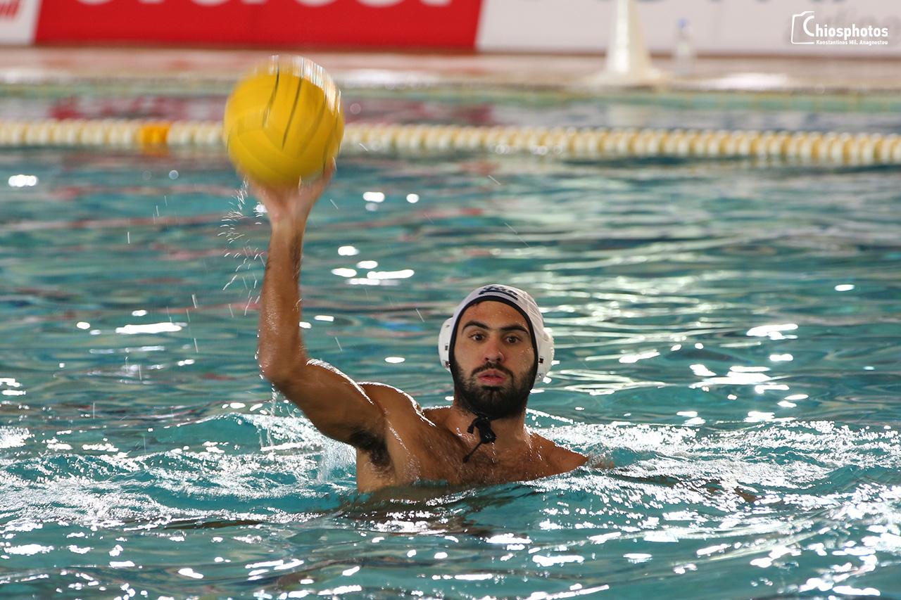 19η αγωνιστική πρωταθλήματος Α1 υδατοσφαίρισης ανδρών