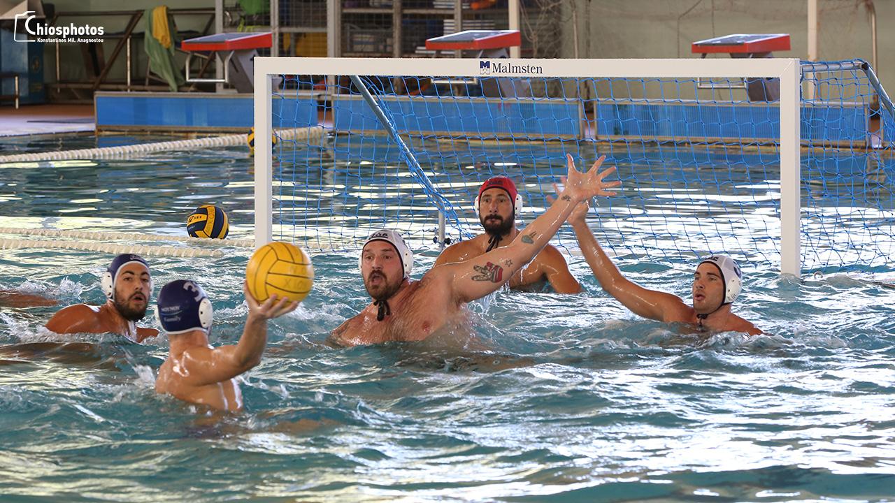 21η αγωνιστική πρωταθλήματος Α1 υδατοσφαίρισης ανδρών