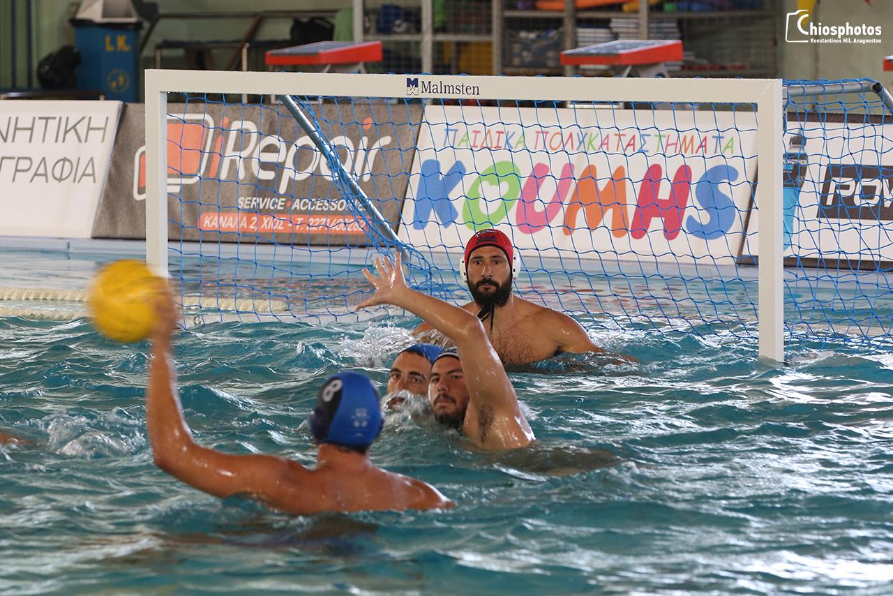Play off πρωταθλήματος υδατοσφαίρισης Α1 ανδρών