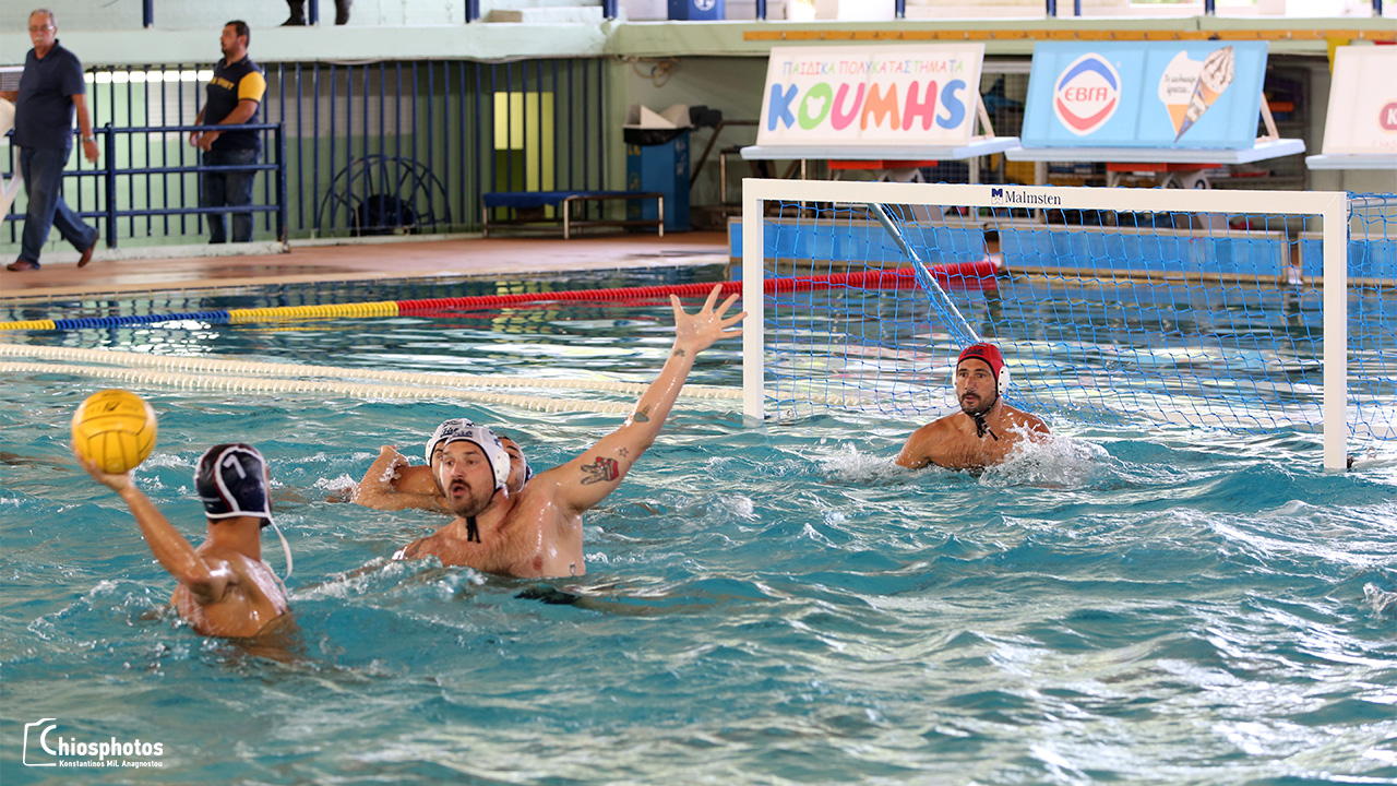 Ημιτελικός πρωταθλήματος Α1 πόλο ανδρών