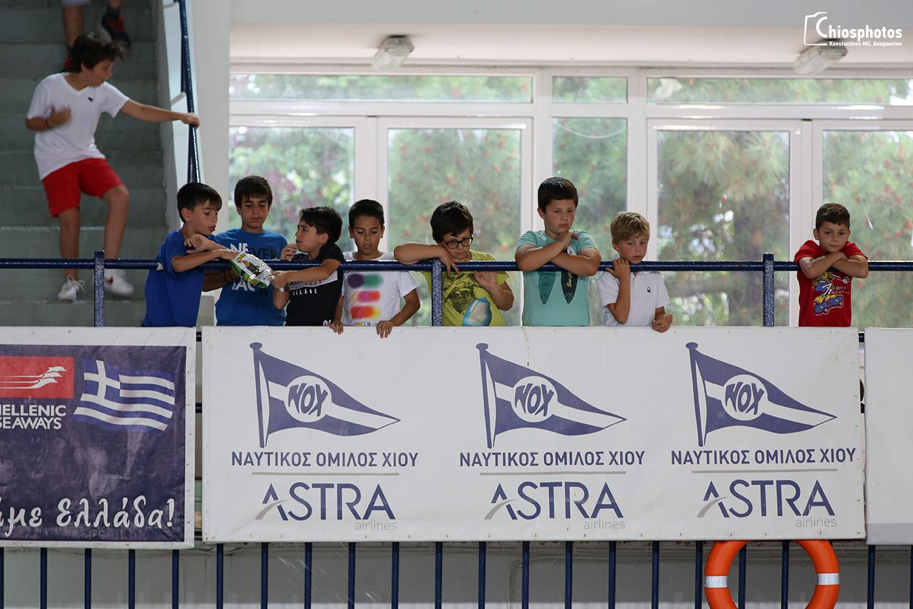 Ημιτελικός πρωταθλήματος υδατοσφαίρισης Α1 ανδρών