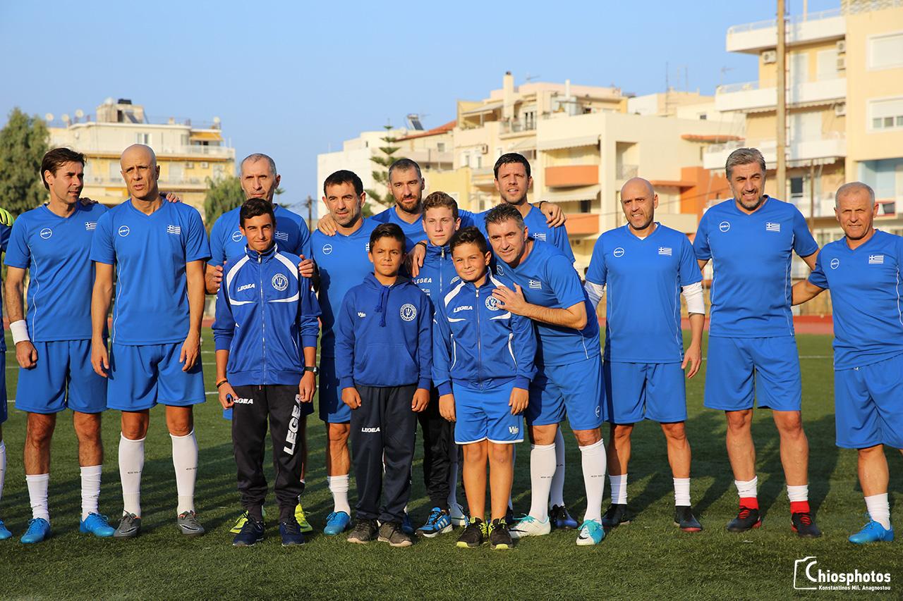 Ακαδημίες Ποδοσφαίρου ΕΠΣ Χίου