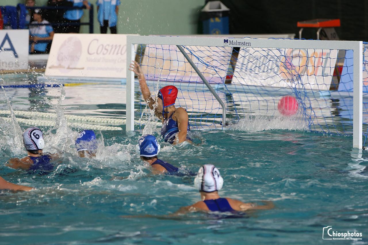 Ημιτελικός Final 4 Κυπέλλου Πόλο Γυναικών