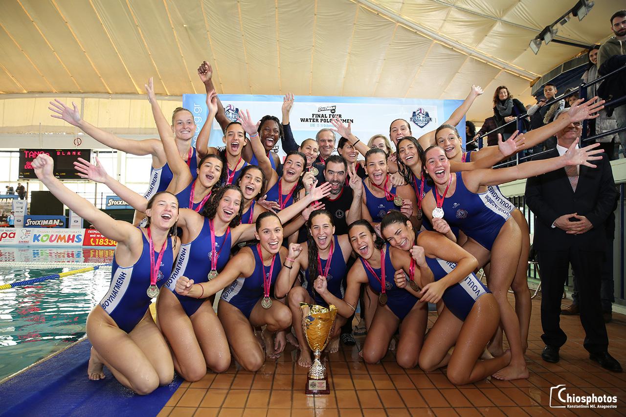 Κυπελλούχος Ελλάδας πόλο γυναικών 2018-19