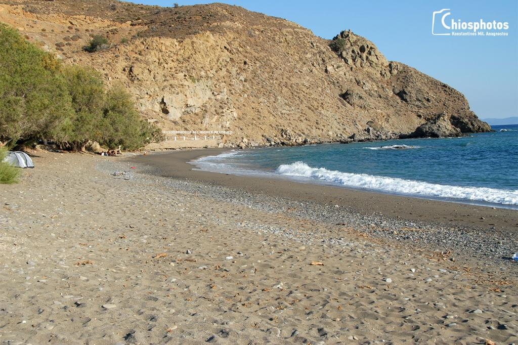 Παραλία Αγία Μαρκέλλα Χίος
