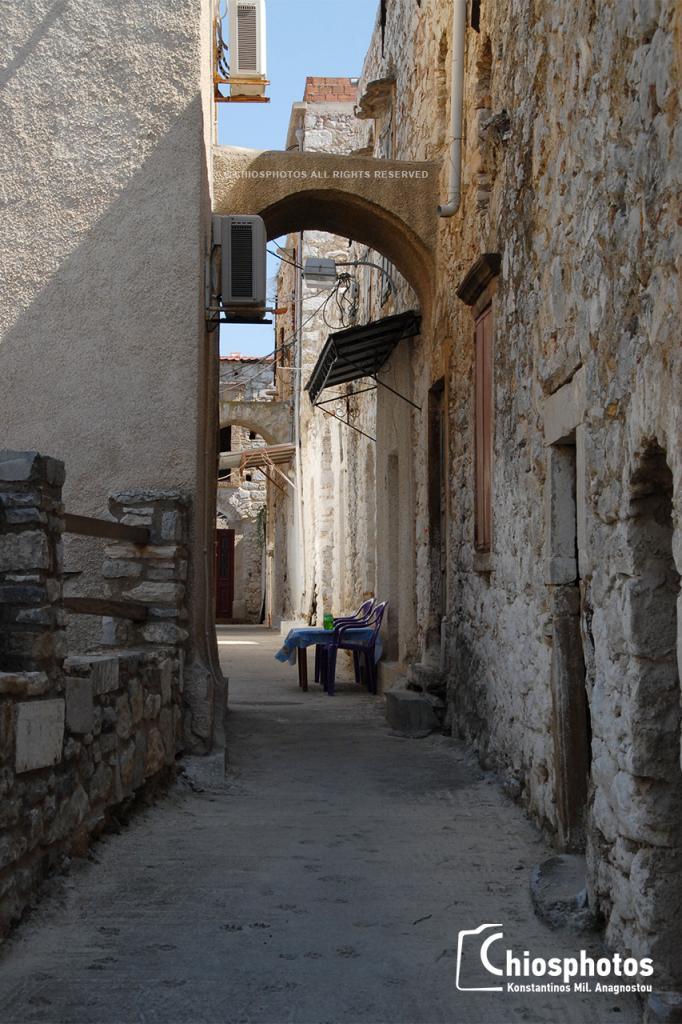 Χωριό Αρμόλια Χίος