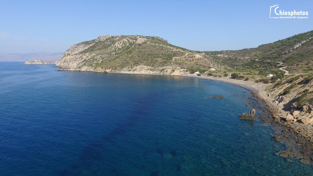 Παραλία Μερικούντα Χίου