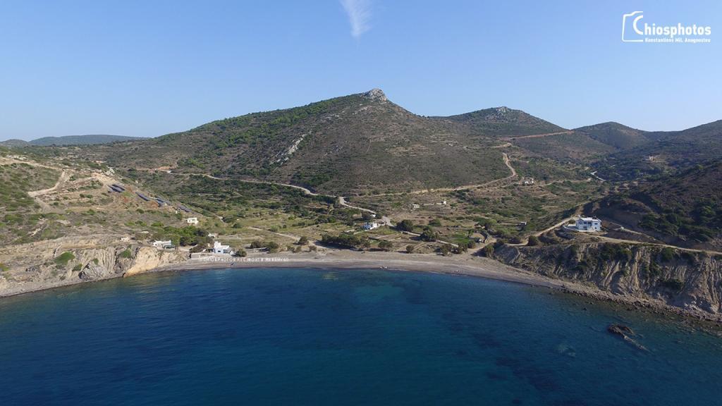 Παραλία Μερικούντα Χίος