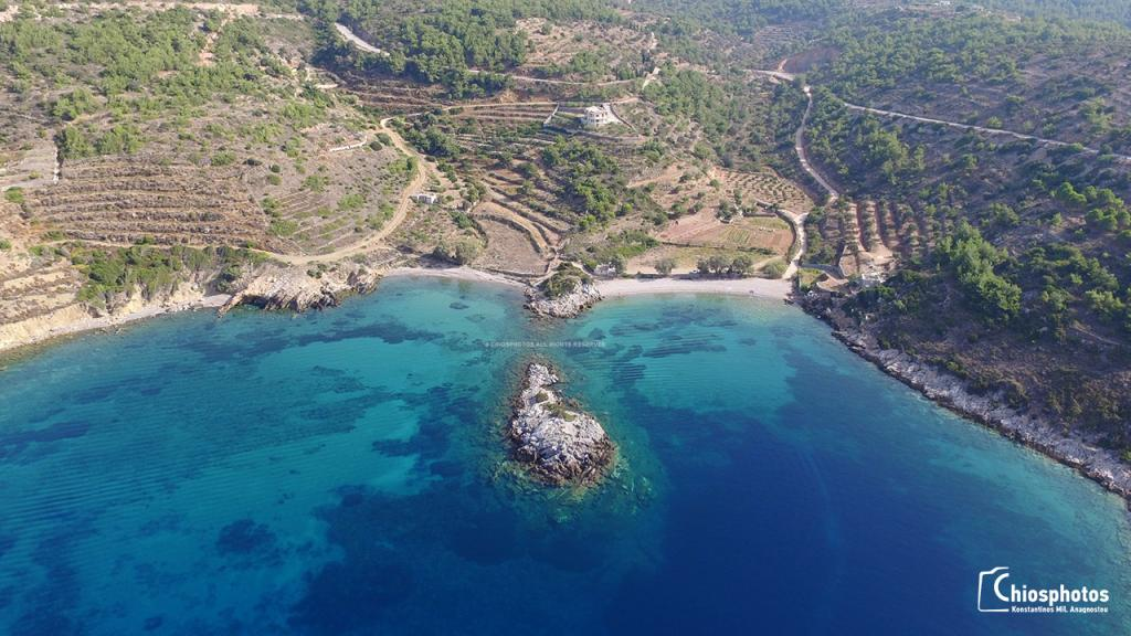 Παραλία Δίδυμα Χίος