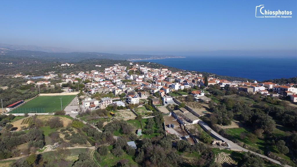 Χωριό Νένητα Χίος