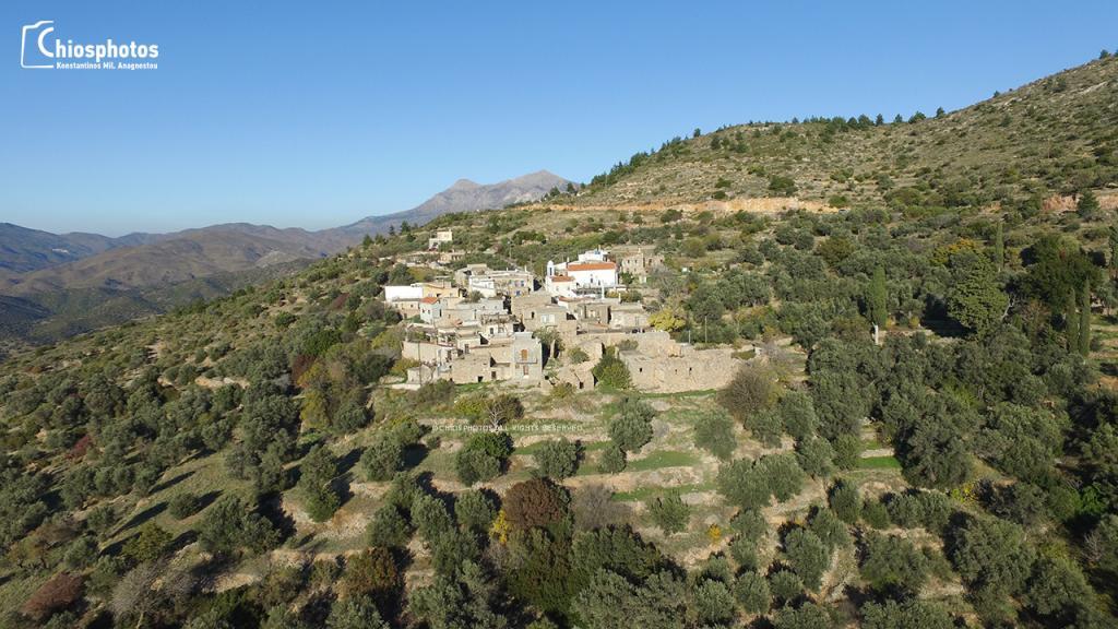 Χωριό Κατάβαση Χίος