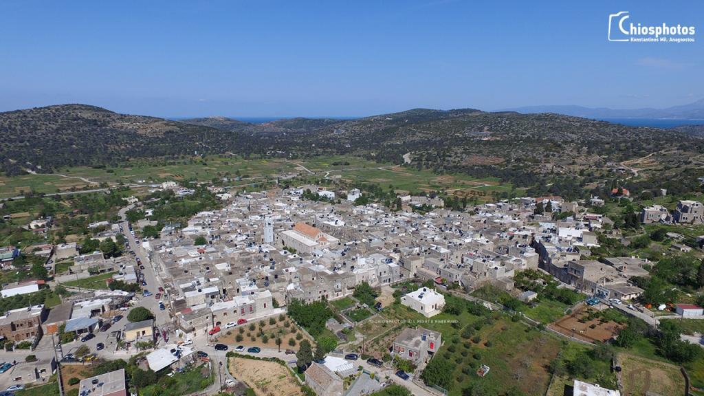 Χωριό Μεστά Χίος