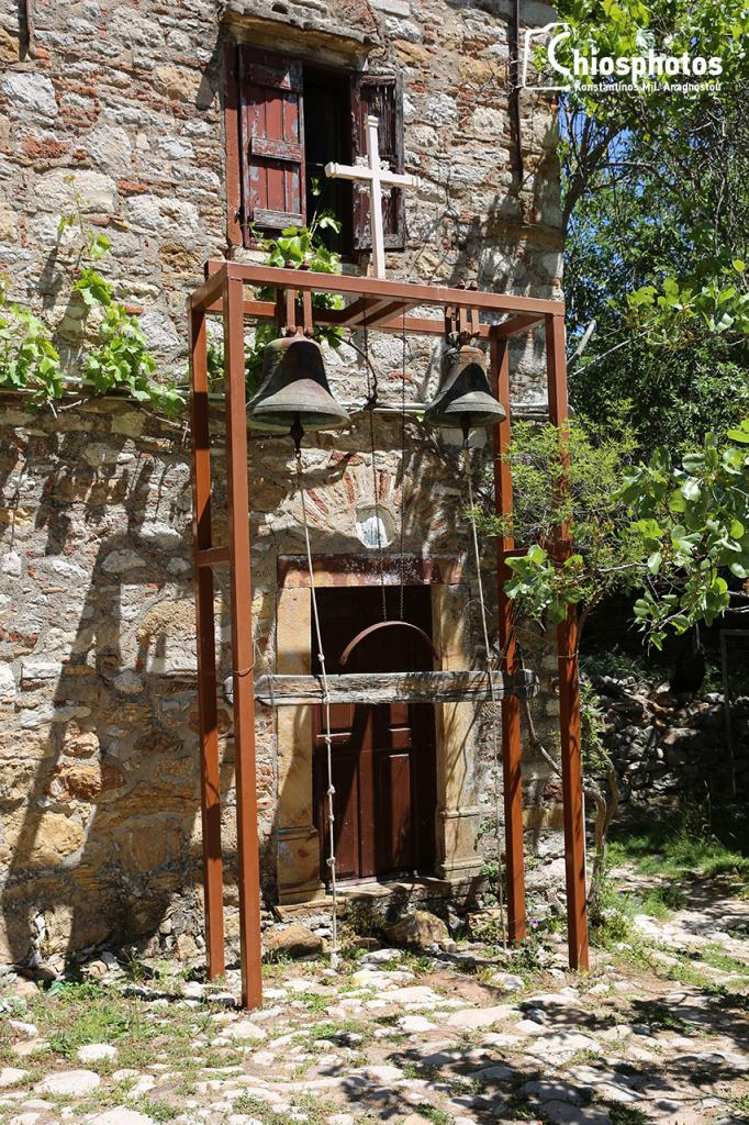 Βυζαντινό Μοναστήρι Νέα Μονή Χίος