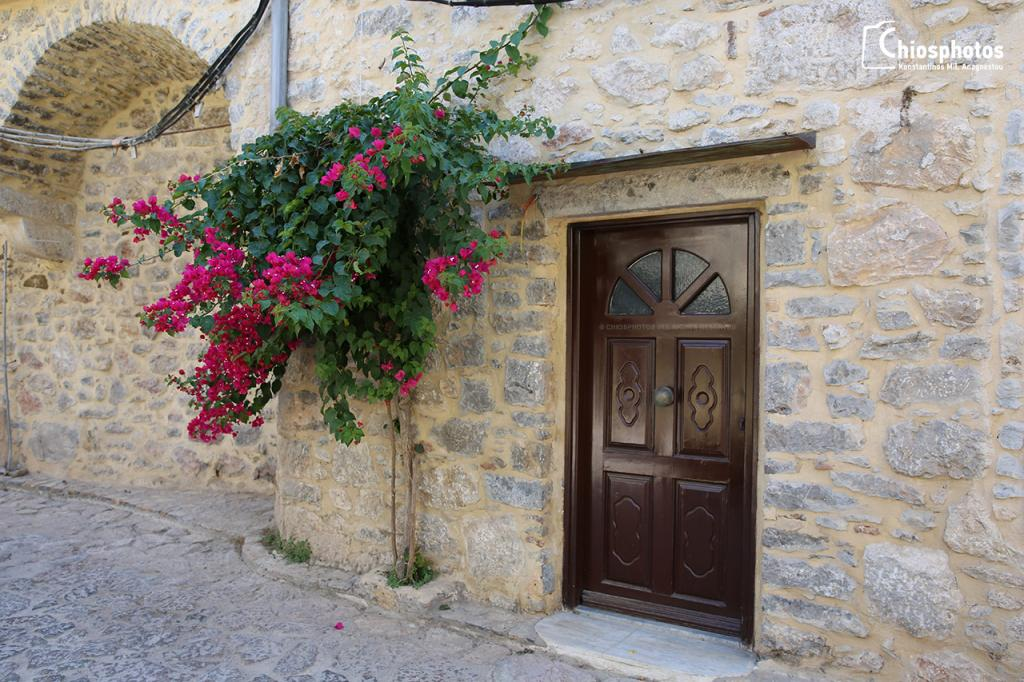 Χωριό Ολύμποι Χίος