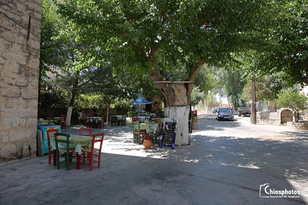 Χωριό Βέσσα Χίος