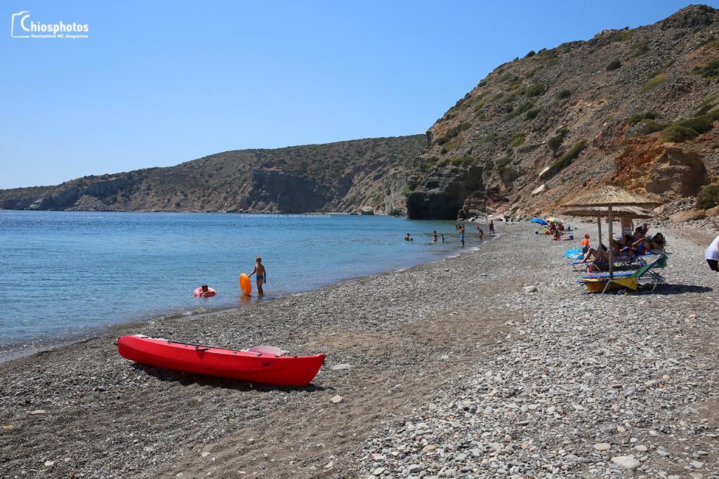 Παραλία Αποθήκα Χίος