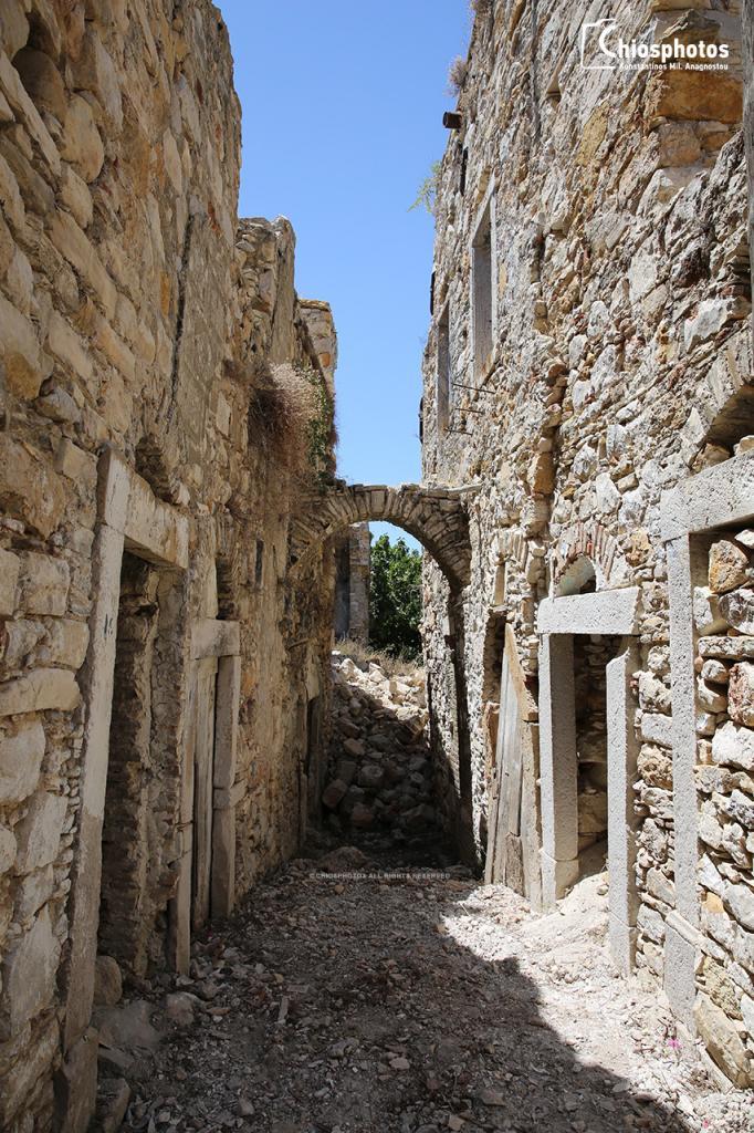 Χωριό Καλαμωτή Χίος