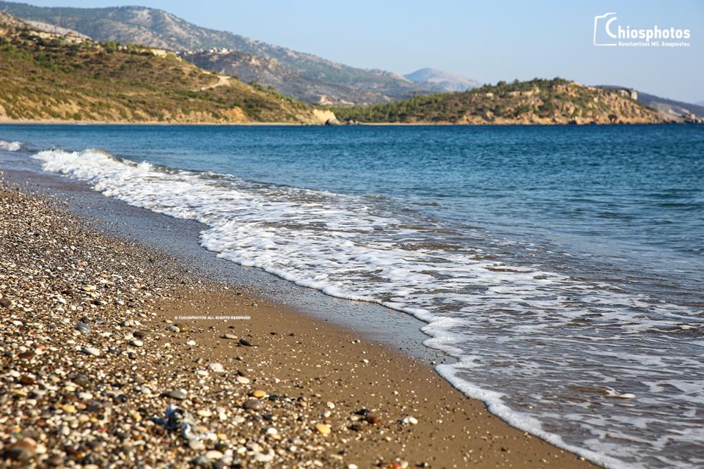 Παραλία Μάναγρος Χίος