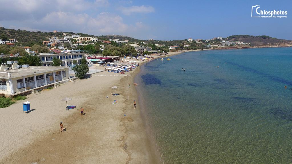 Παραλία Καρφάς Χίος