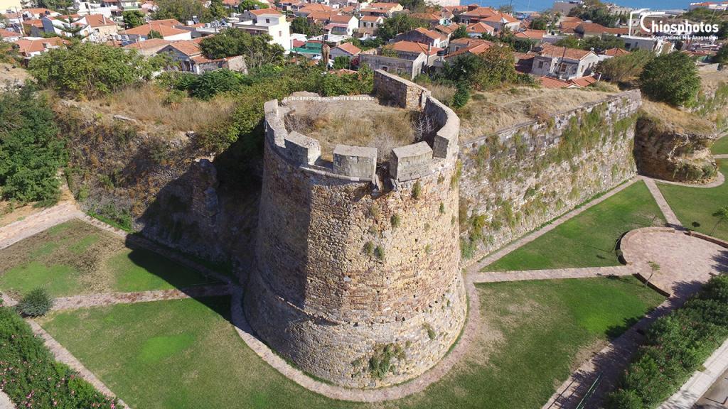 Το κάστρο της Χίου