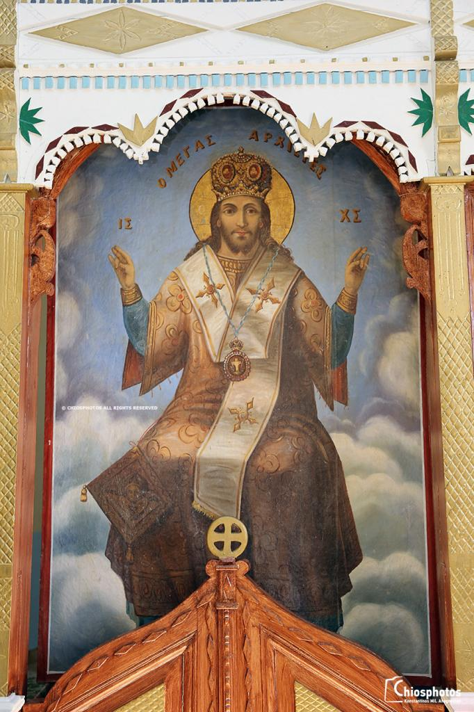 Μονή Παναγίας Παγούσαινας Παρπαριά