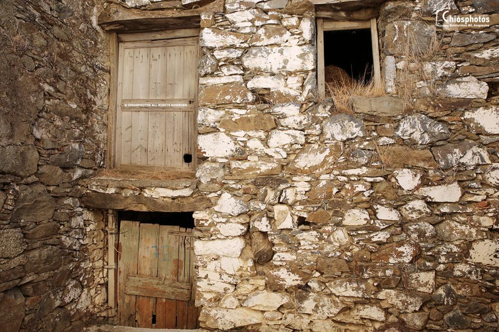 Χωριό Παρπαριά Χίος