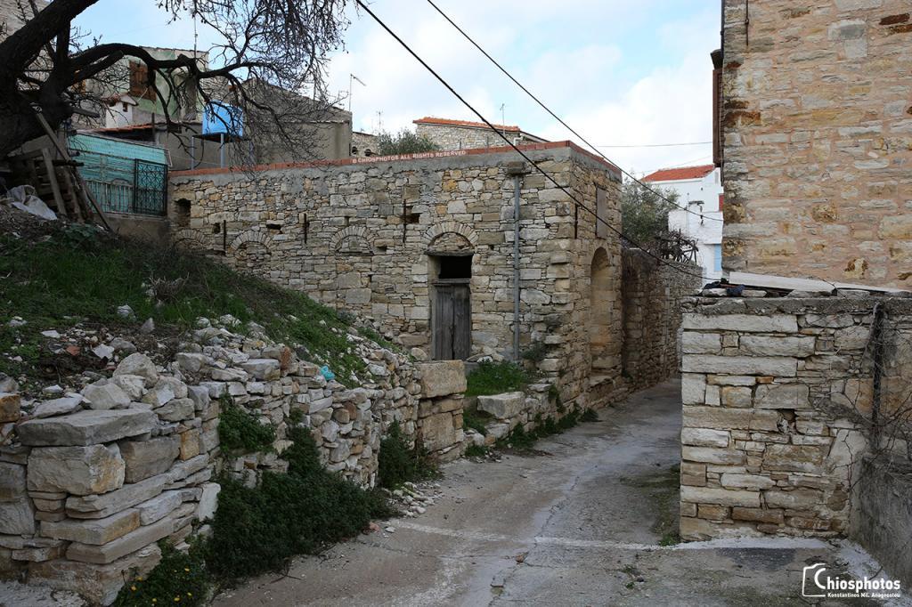 Χωριό Βουνό Χίος