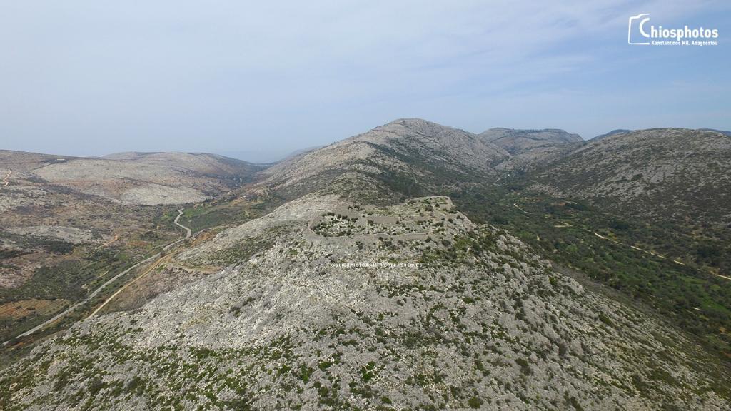 Κάστρο Απολίχνων Χίος