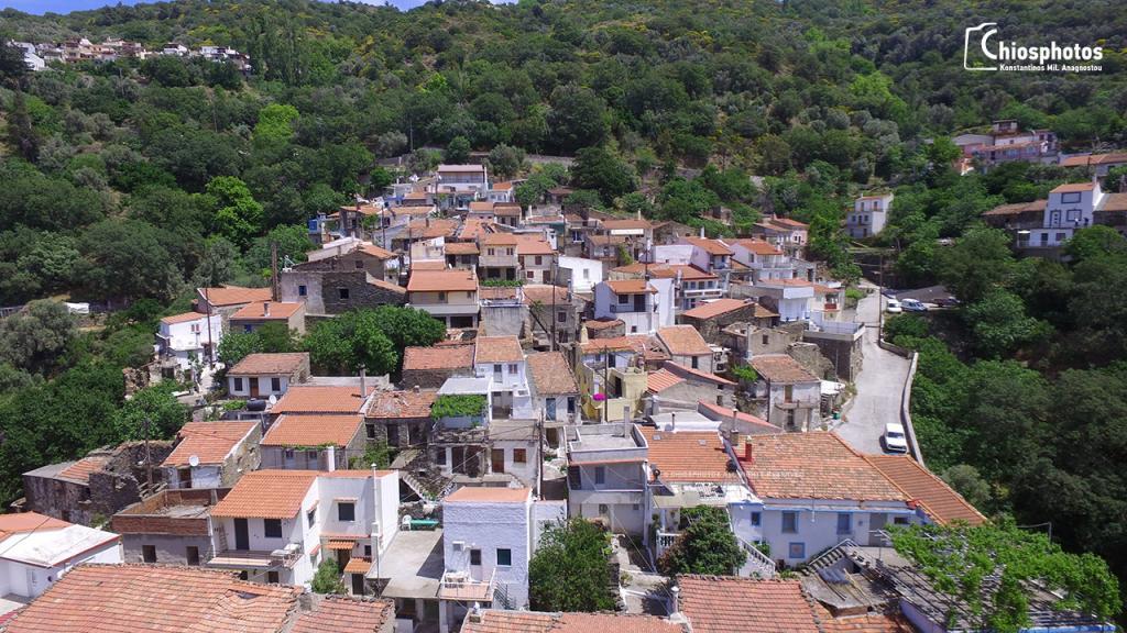 Χωριό Κουρούνια Χίος