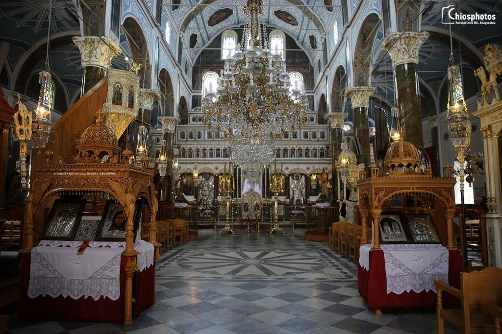 Εκκλησία Ταξιάρχη Μεστά