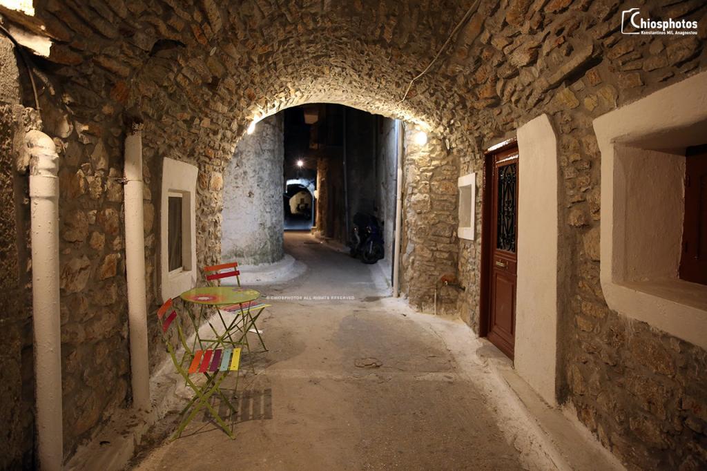 Μεσαιωνικό χωριό Πυργί Χίος
