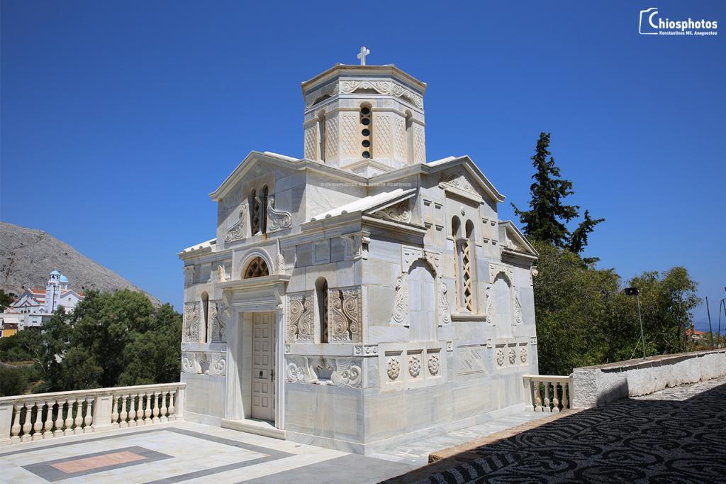 Παναγία Ερειθιανή Βροντάδος Χίος