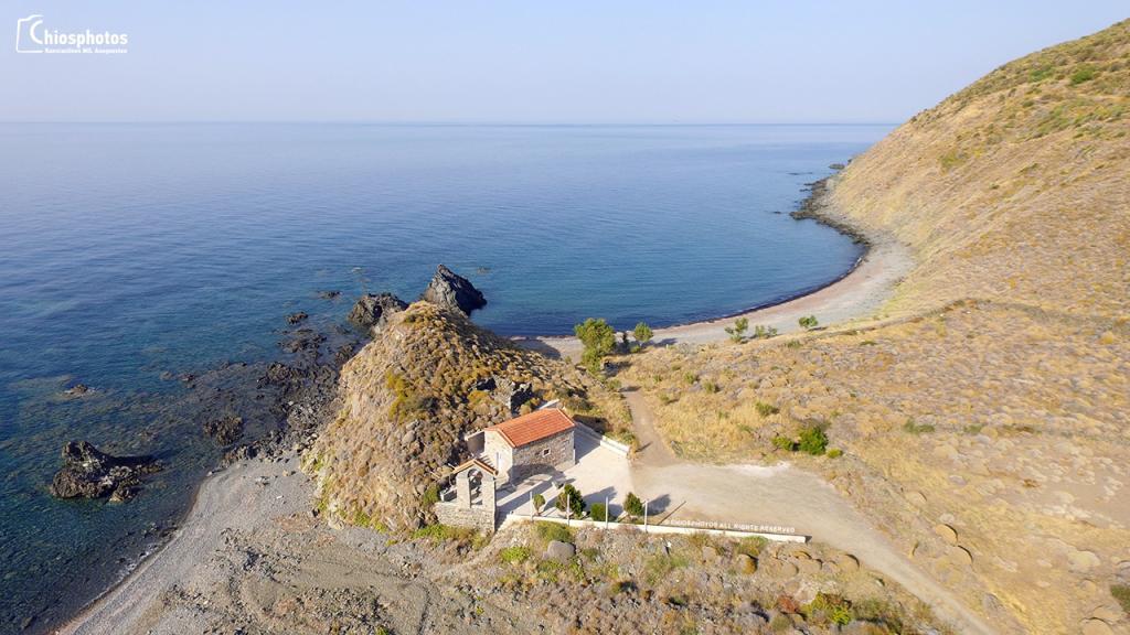 Παραλία Άγιος Γεώργιος Κρασάς Νενητούρια