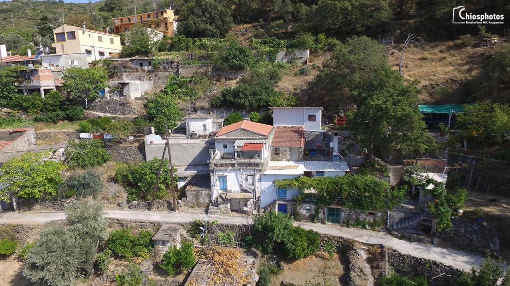 Χωριό Νενητούρια Χίος