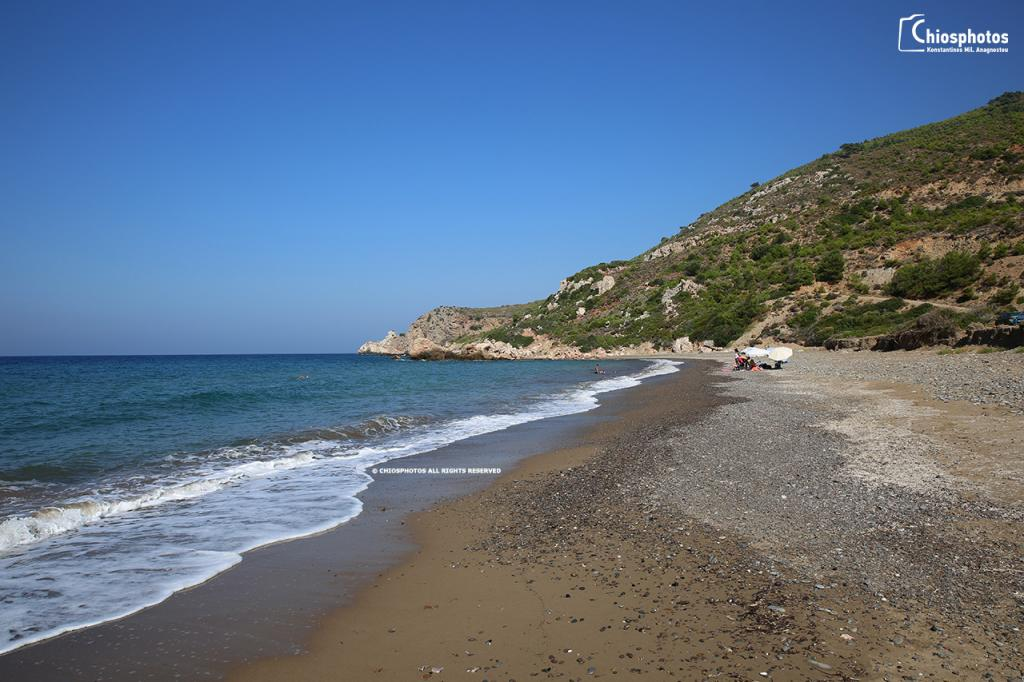Παραλία Σφηκούντα Χίος