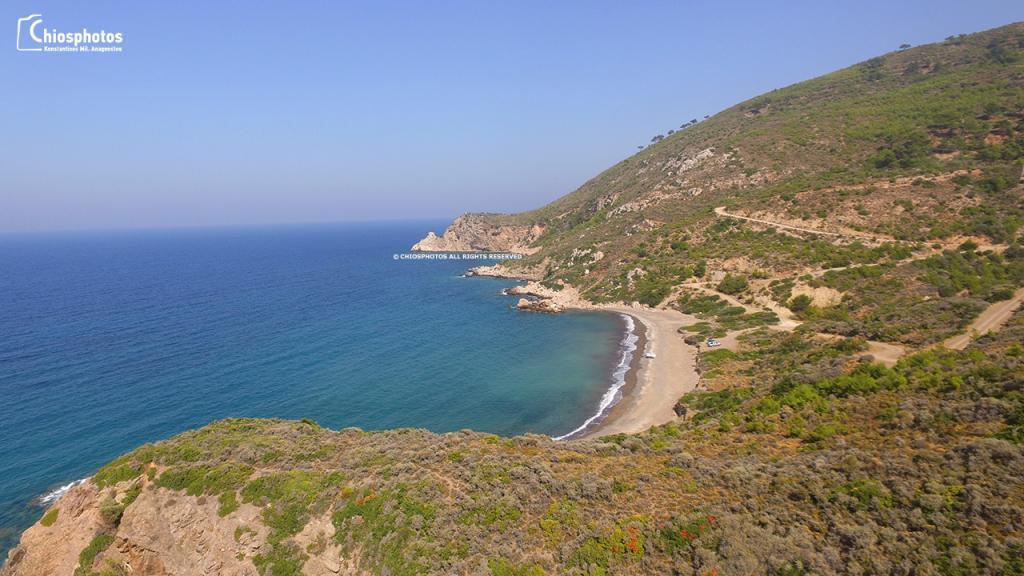 Παραλία Σφηκούντα Χίου
