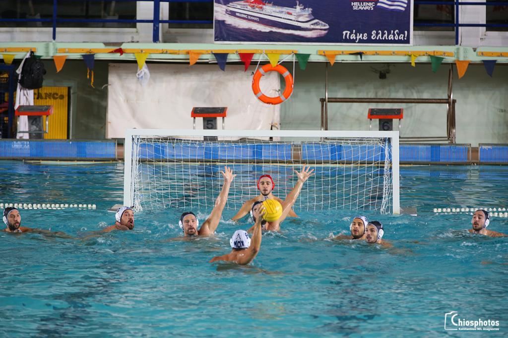 7η αγωνιστική πρωταθλήματος Α1 υδατοσφαίρισης Ανδρών