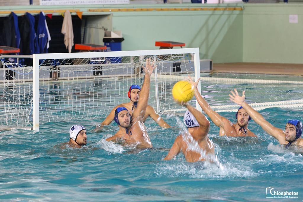 Προκριματικά κυπέλλου Ελλάδας υδατοσφαίρισης Ανδρών