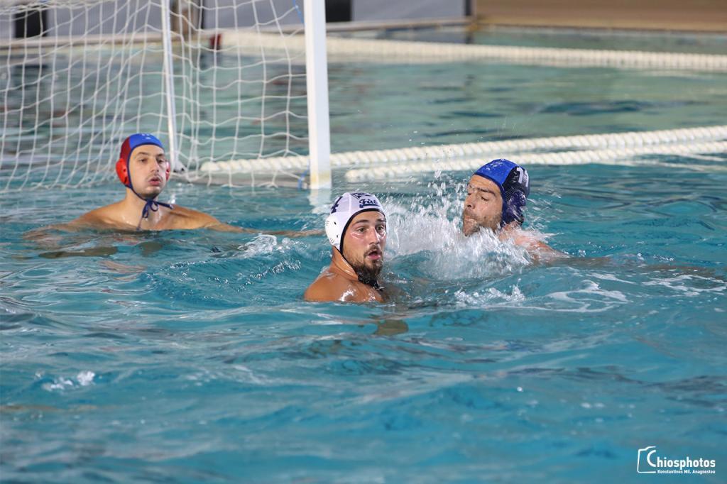 Προκριματικά κυπέλλου Ελλάδας πόλο Ανδρών