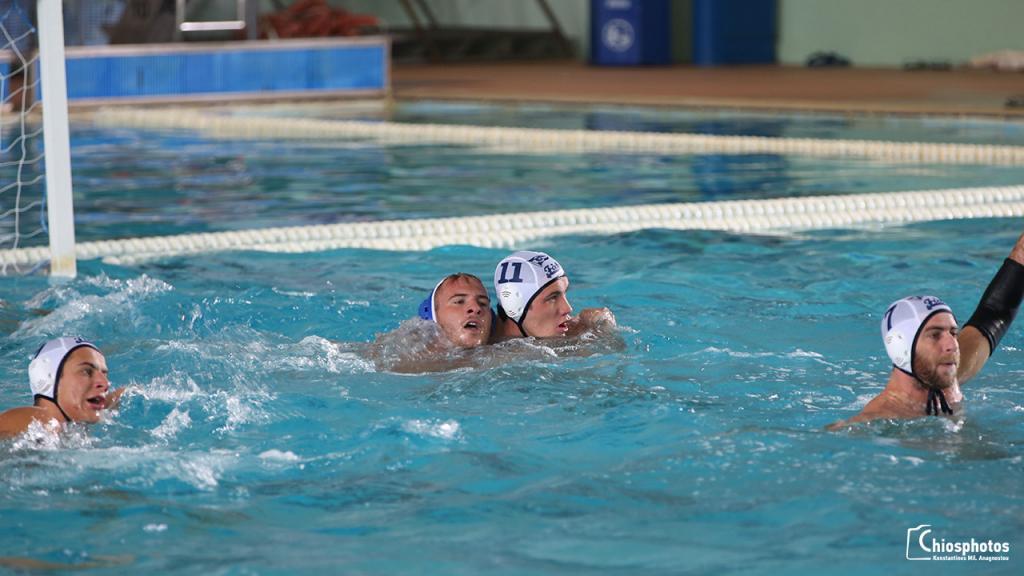 9η αγωνιστική πρωταθλήματος Α1 υδατοσφαίρισης Ανδρών