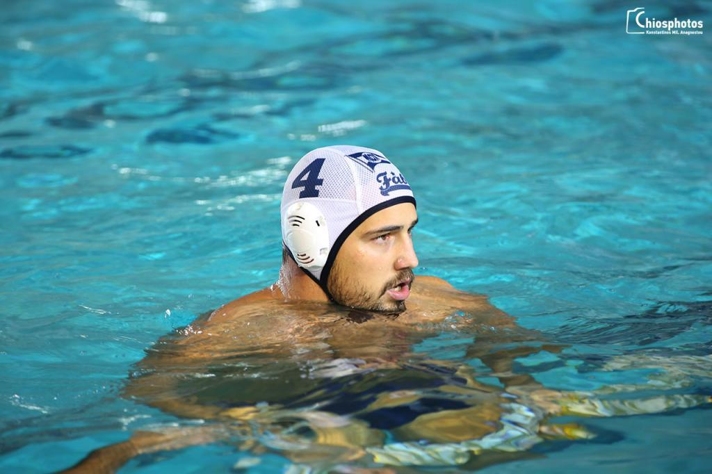 12η αγωνιστική πρωταθλήματος Α1 υδατοσφαίρισης Ανδρών