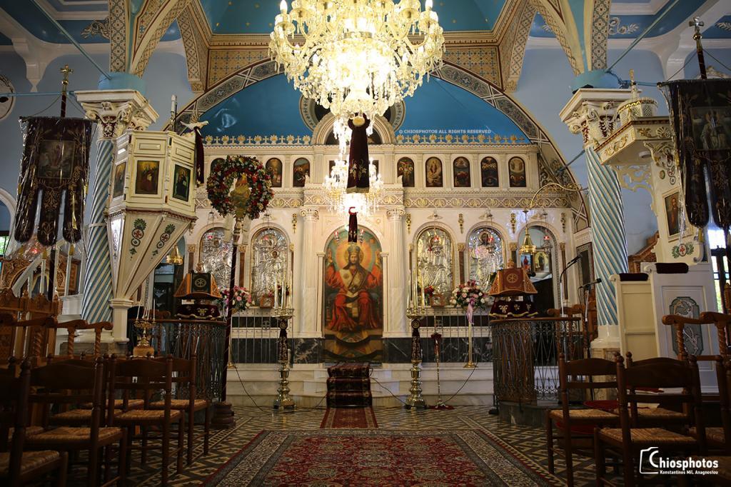 Εκκλησία Αγίου Γεωργίου Κάστρο Χίου