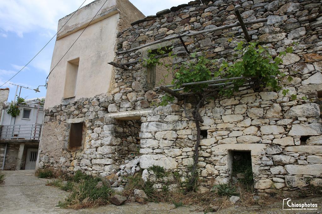Χωριό Άγιο Γάλας Χίος