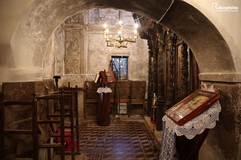 Εκκλησία Παναγία Αγιογαλούσαινα Χίος