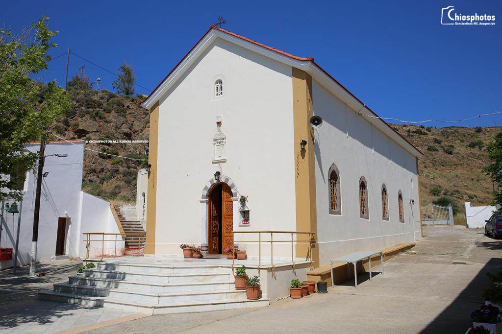 Αγία Μαρκέλλα - Πολιούχος της Χίου