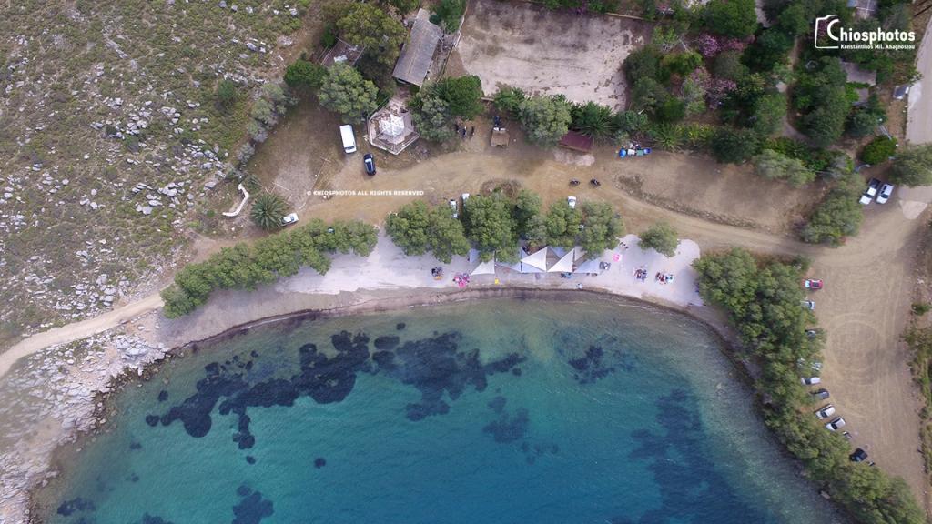 Παραλία Άγιος Ισίδωρος Χίος