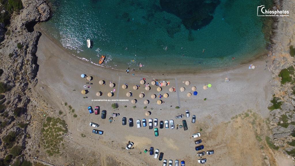 Παραλία Αυλωνιά Χίος