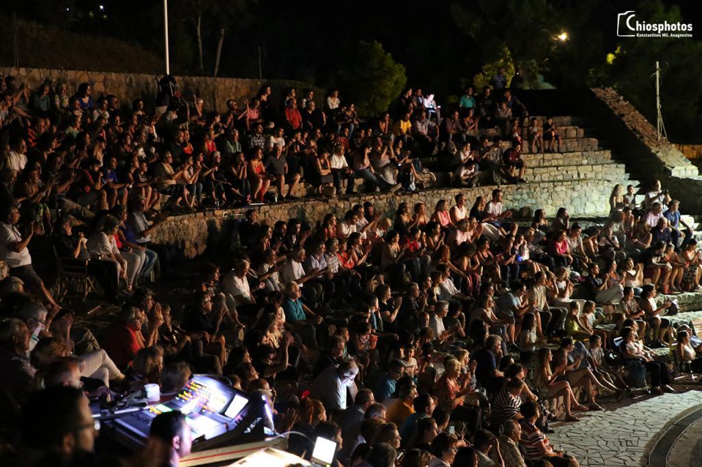 Ανοικτό Θέατρο Καρδαμύλων Χίου
